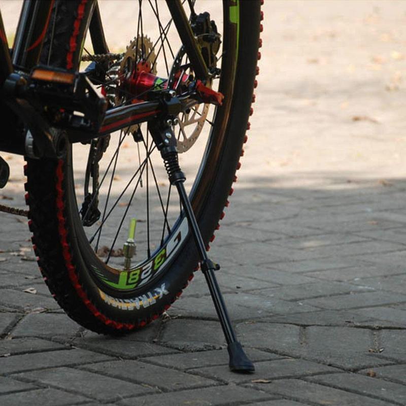 Bike Kickstand Alloy Adjustable Rear 26cm-36cm Mountain Bike Road Bike BMX MTB