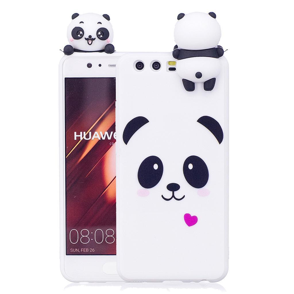 Oso Panda gordito Huawei P10 patrón TPU protectora caso ...