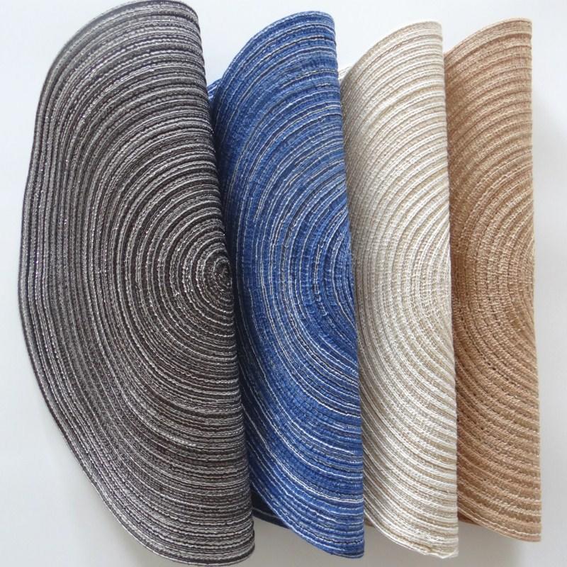 Мягкий теплый толще ручной ткань спираль изоляционные прокладки прихватка Placemat Coaster циновка таблицы – купить по низким ценам в интернет-магазине Joom