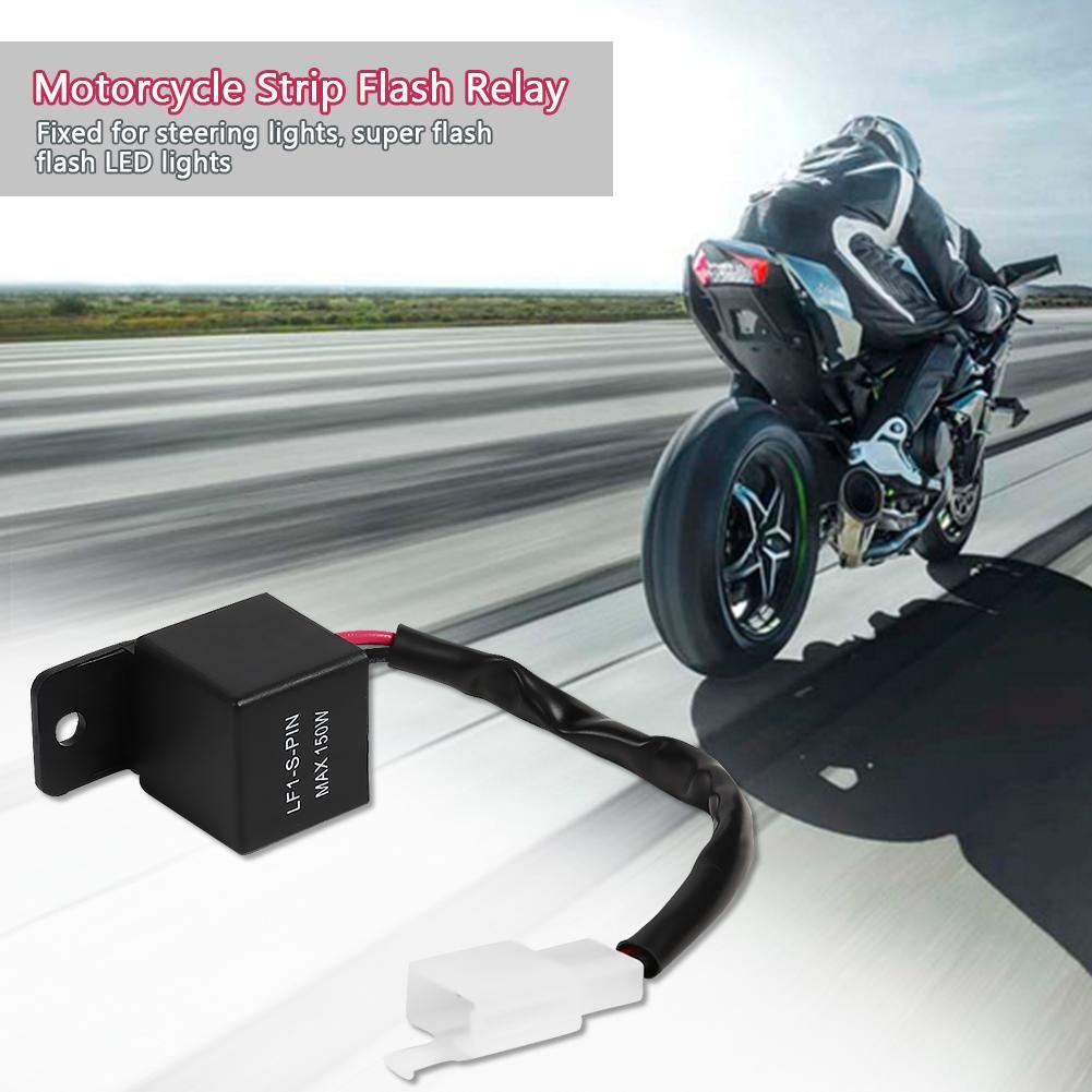 2PCS Motorcycle LED Turn Signals Light Fit Suzuki GS GSX GSXR 600 750 1000 1100