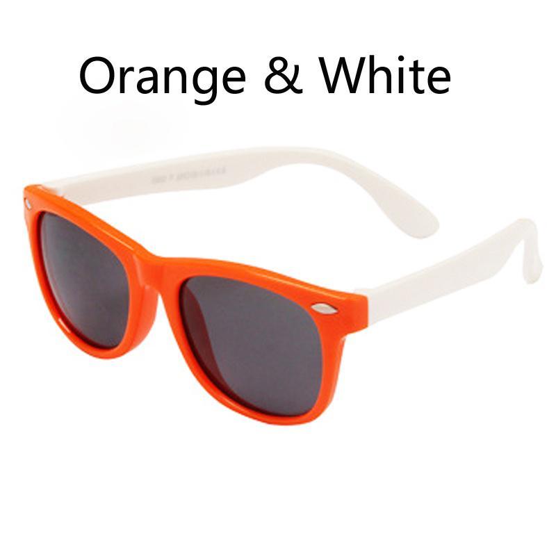 b702532527 marco de goma de sol de gafas de sol niños TAC polarizado gafas de sol Kids  gafas para chicas chicos gafas - comprar a precios bajos en la tienda en  línea ...