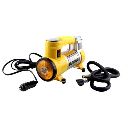 Dc 12v 19 Cylinders Air Compressor Pump Portable Tire Inflator With