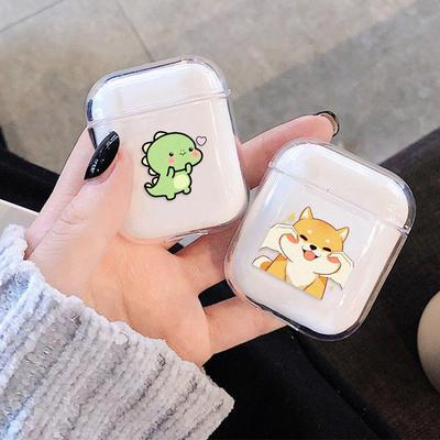 For Airpods Case Marble Cute For Apple Airpods 1 2 Cover Decal