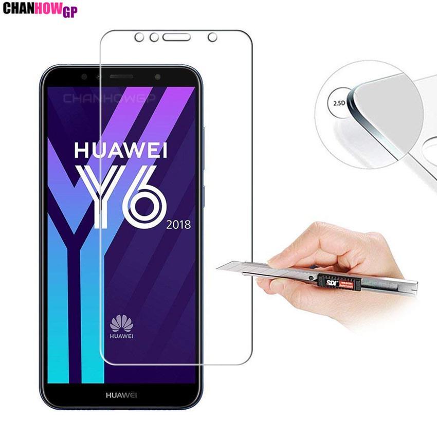 Закаленное стекло для Huawei Y5 Y6 Y7 Y9 2018 2019 премьер экран протектор Huawei Y3 Y5 Y6 Pro II Y7 Y9