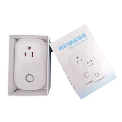 S20 Phone Wifi Wireless Remote Control Smart Home Power Socket EU/US/UK For  Sonoff
