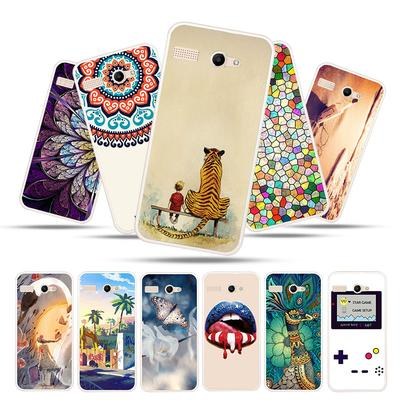 Soaptree Case For Micromax Bolt Q346 Micromax Canvas Q346 Case Cover  Patterns Bag Protectors 7722991d1a8b