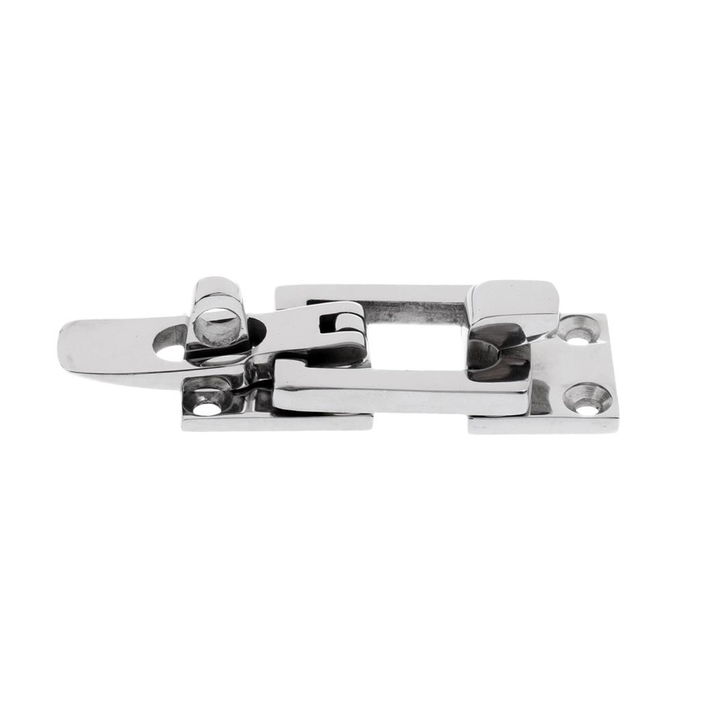 Edelstahl Marine Boat Locker Luke Anti Rattle Latch Fastener Clamp