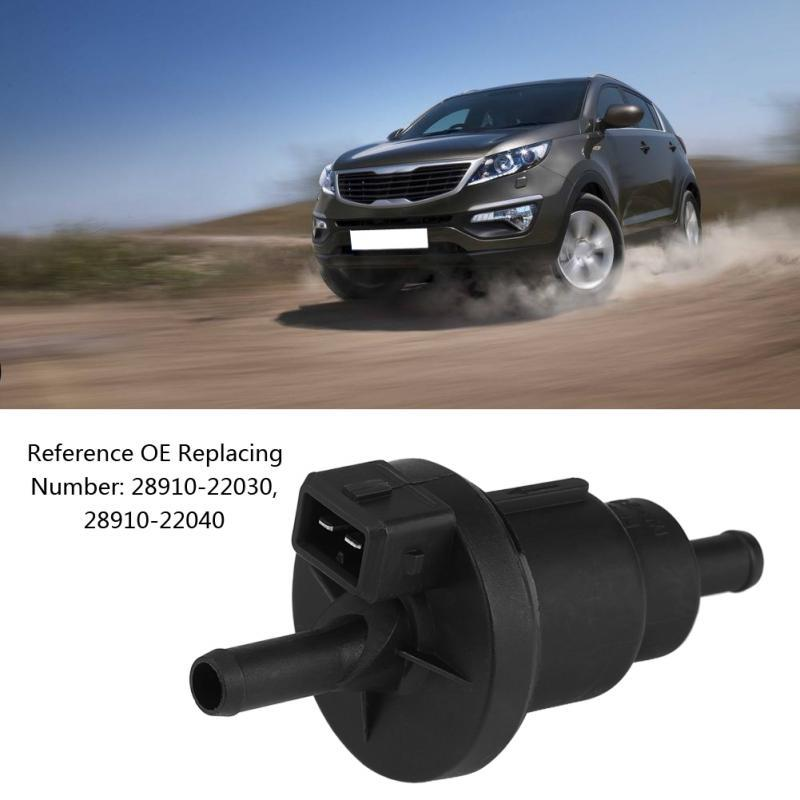 Canister Solenoid Purge Valve Fit Hyundai Elantra Kia Spectra  OEM 28910-22040