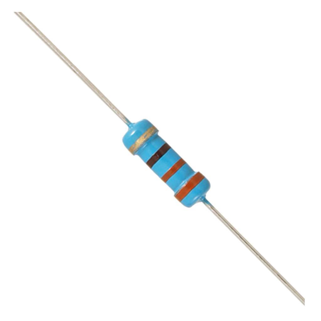 Pack de 10x 220R 0.25W Carbon Film Resistor
