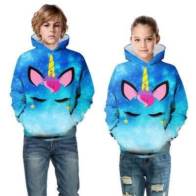 Cute Print Sheep Animals 3D Print Hoodie Long Sleeve Pullover Sweatshirts for Men L
