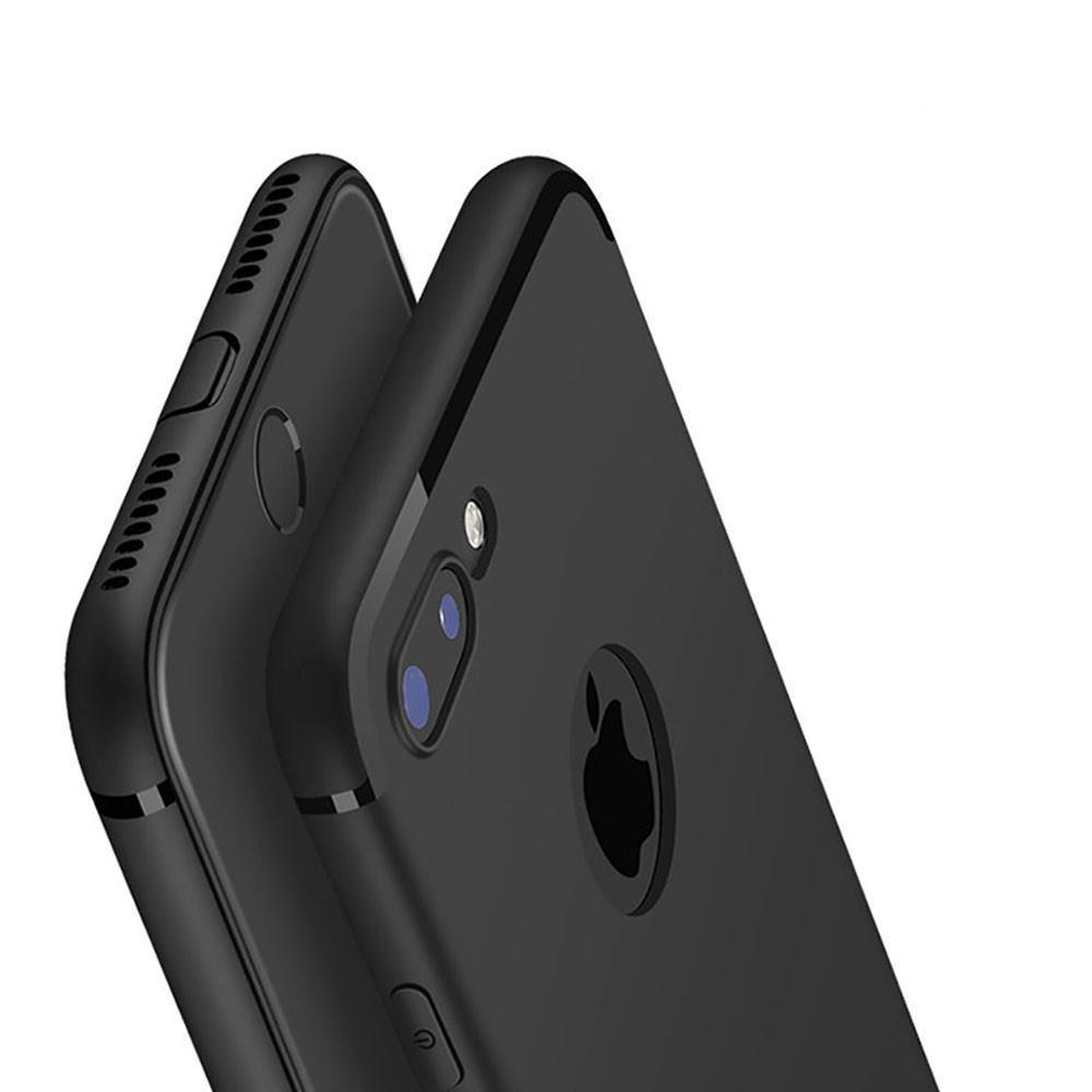 Матовое телефон обратно полную Обложка чехол для Apple iPhone 6 6 7 7 8 плюс X