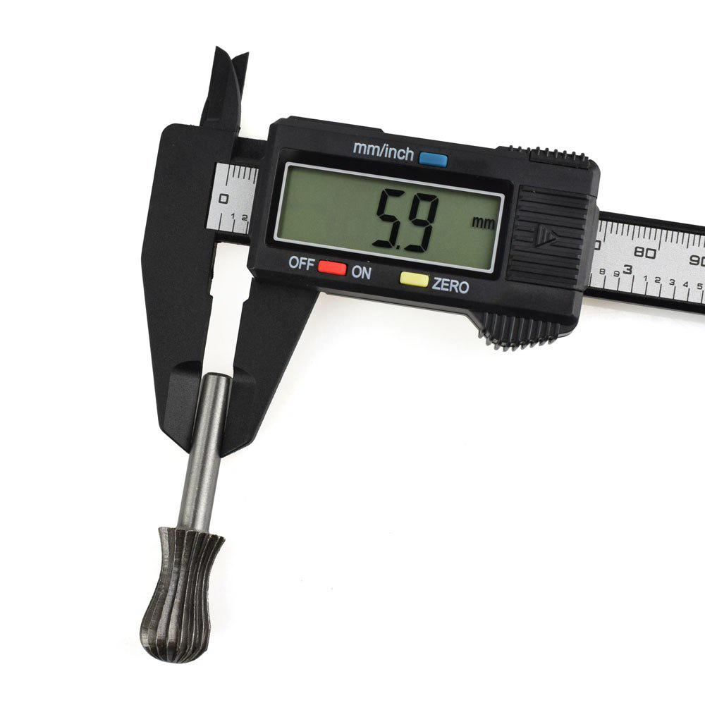 "150MM//0.1MM Precise 6/"" LCD Digital Electronic Vernier Caliper Gauge Micrometer /&"