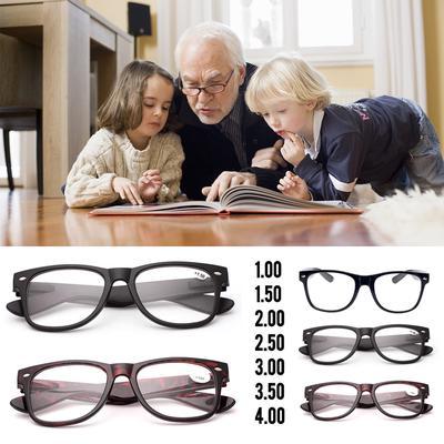 216e8b7b006a Reading Glasses Presbyopic Glasses 0.0-4.00 Mens Ladies Designer Fashion  Eyewear