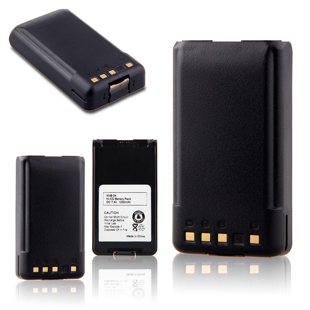 7.4V Li-ion Battery For KENWOOD Radio TK-2140 TK-2160 TK-3160 NX-220 KNB-35L
