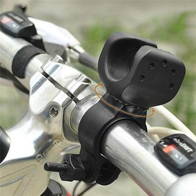 1PC Black Mini Bike Bicycle Pump Holder Portable Pump Retaining Clips Bracket S6