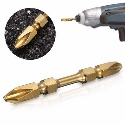6//10x Antislip Screwdriver Bit Hex Shank For Cordless Drill Electric Screwdriver