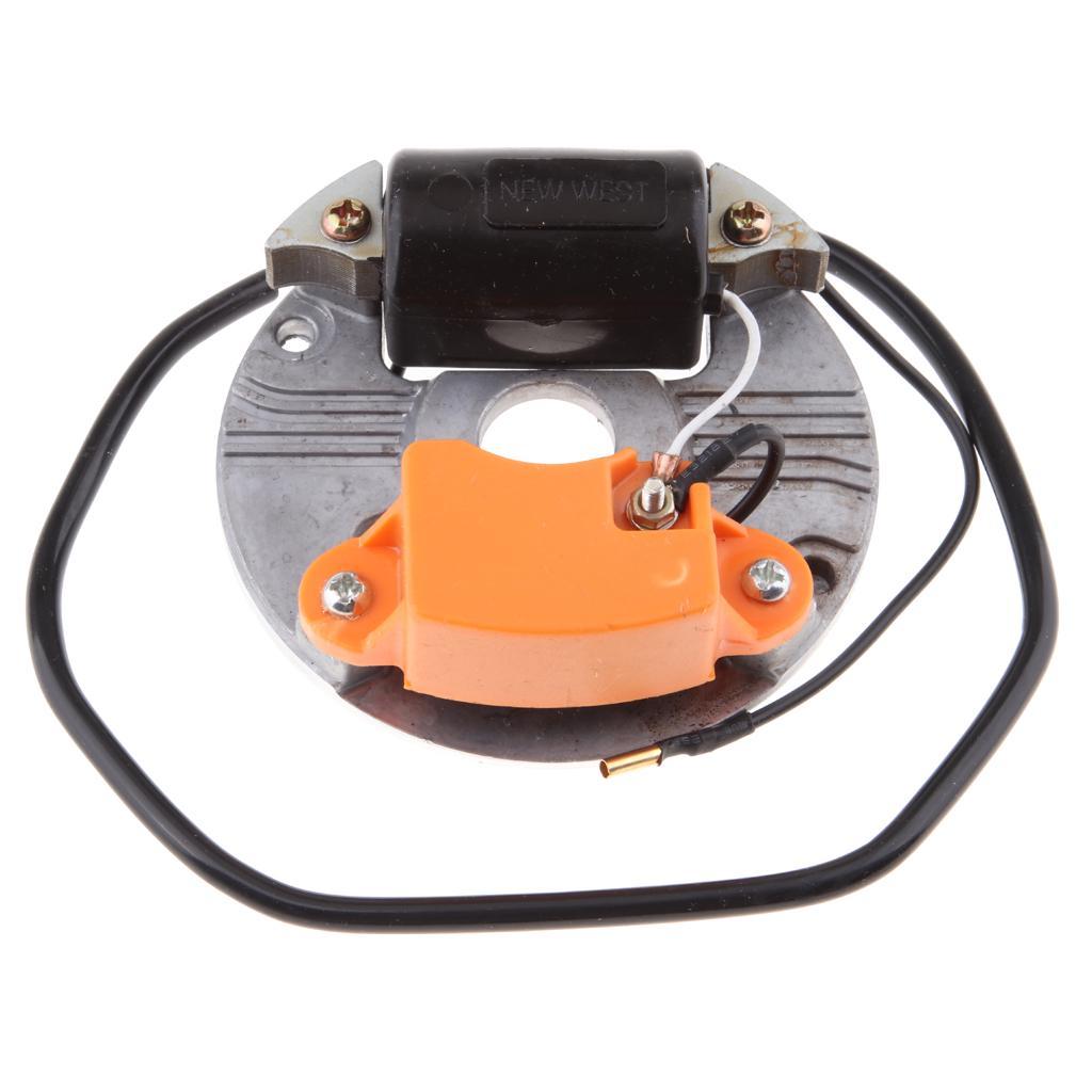 STIHL 090 070 OEM Electronic Ignition Stator Assembly.