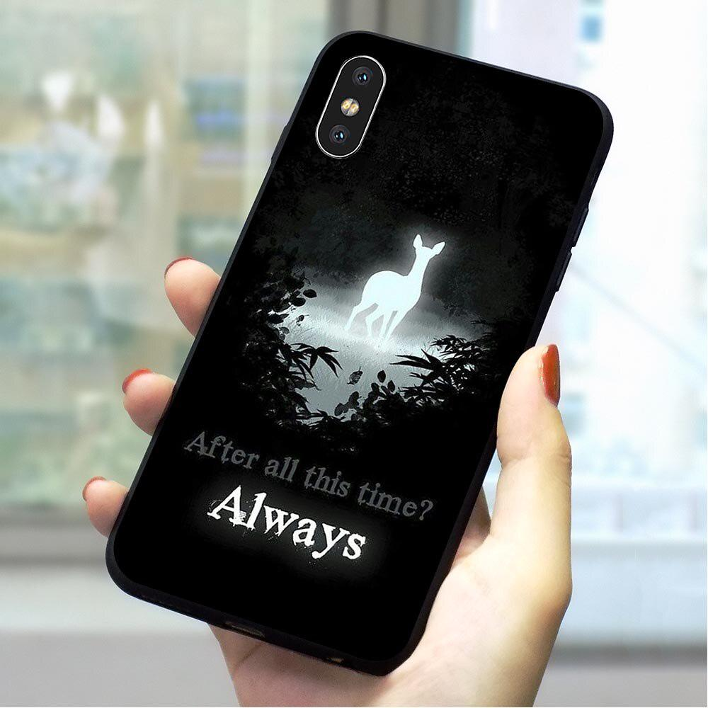 Harry Potter Always Phone Cover for Huawei Y6 Y7 Y9 Honor 6A 7X 7A Pro 8X 8C 9 Lite 10 20 V20 Case-buy at a low prices on Joom e-commerce platform