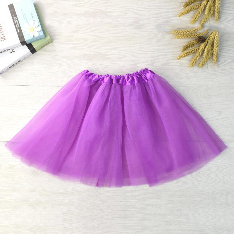 Chicas adultos Tutu Falda Ballet Danza desgaste princesa vestido ...
