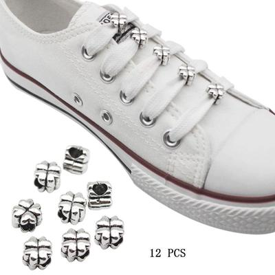 1Pair Shoelace Buckle Shoe Lace Clips Decorations Charms Shoes Gifts Accessories