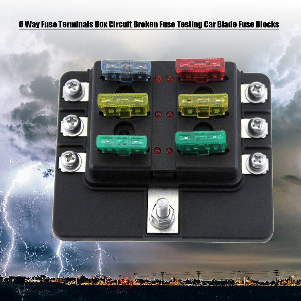 fuse box circuit tester