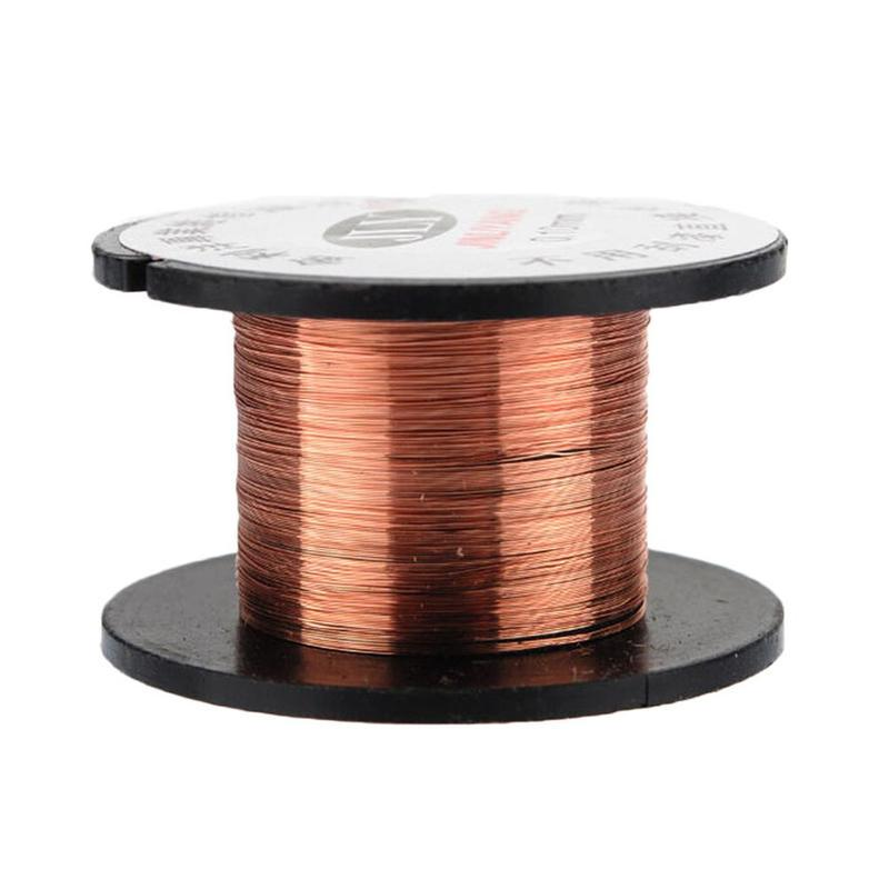 Electrical DIY & Tools Soldering Wire 5pcs 0.1mm Enameled Wire ...