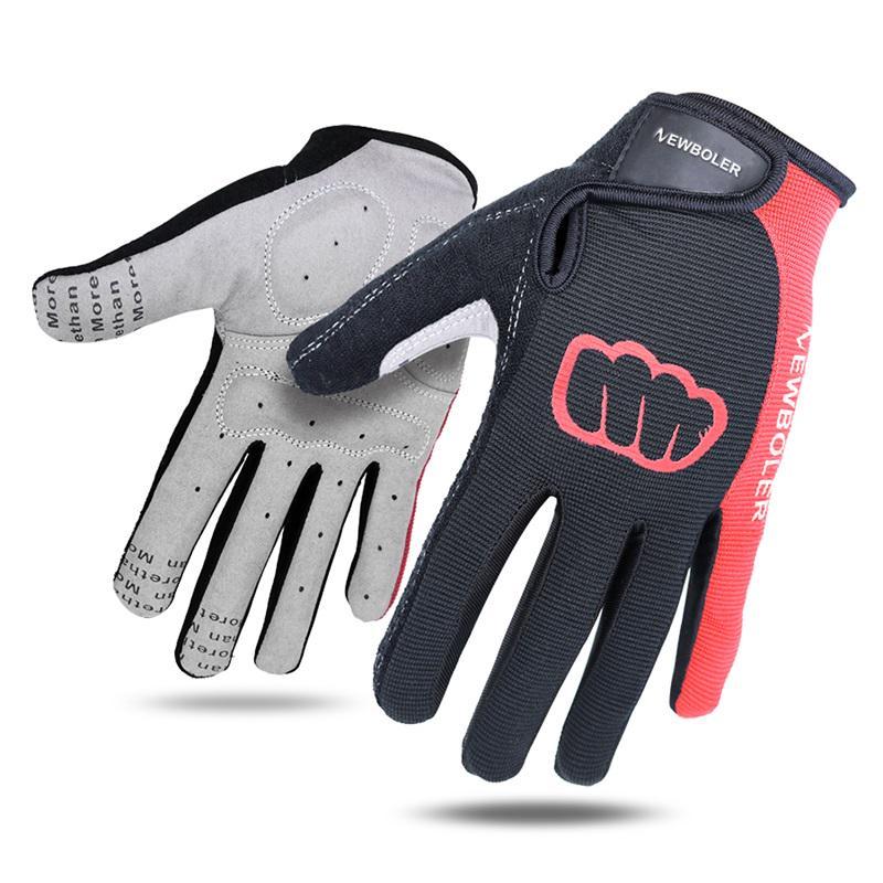Sports Cycling Gloves Bike Bicycle Gel Pad Half Finger MTB Bike Shockproof M-XL
