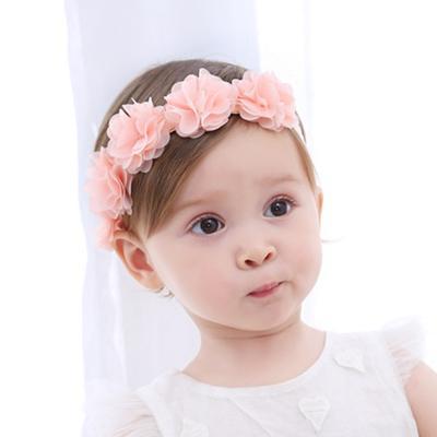 3pcs//Set Toddler Kids Baby Girls Headband Headdress Kids Hair Band Headwear LN