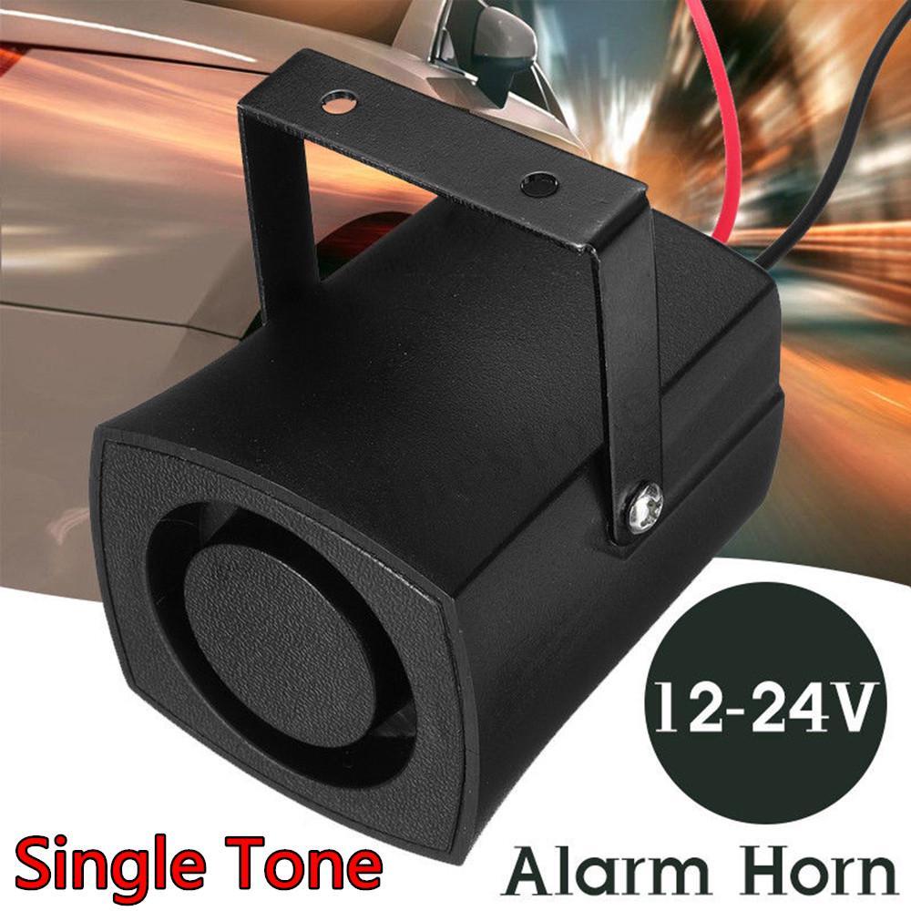 Universal 12V 105db Car Alarma de marcha atr/ás Copia de seguridad Cuerno Beeper Zumbador Zumbador de marcha atr/ás
