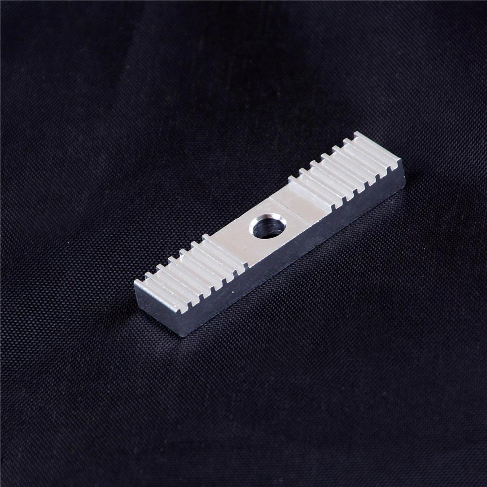 M4 Gear Fixed Holder Backet Aluminum 9*40mm for 2GT Timing Belt 3D Printer