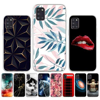Multi-style Painted Case For Samsung A31 Cases Soft Silicone Cartoons Pattern Phone Cover For Samsung Galaxy A31 SM-A315F SM-A315F/DS 6.4 Inch