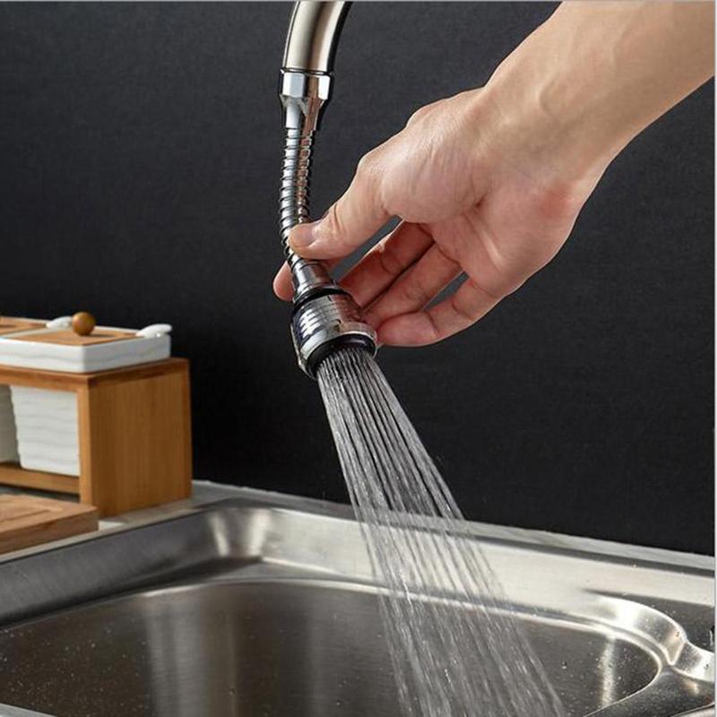 Wassersparende 360° drehen Wasserhahn Düse Filter Sprayer ...