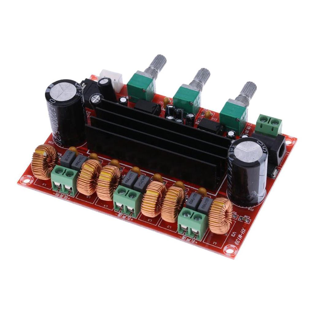 Tpa3116d2 2x 50w 100w 21 Channel Digital Subwoofer Power Amplifier Details About Sub 150w Board Kit 2sa1943 2sc5200 1 Of 5