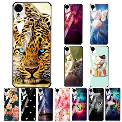 Tempered Glass Phone Case For Huawei Y5 Lite 2018 Honor 7C 10 i Painting  Case Phone Covers PC TPU