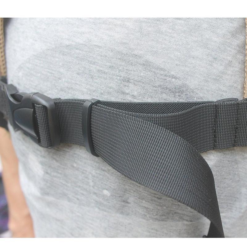 2 feet Long Lashing Strap 2 straps Cargo Lash Strap Camping BLACK 1½ SR Buckle