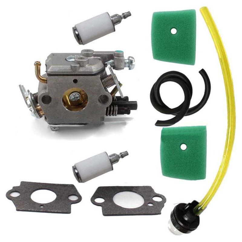 Carburetor Oil Fuel Pipe Kit For Husqvarna 503283401 123 323 325 326 327 223