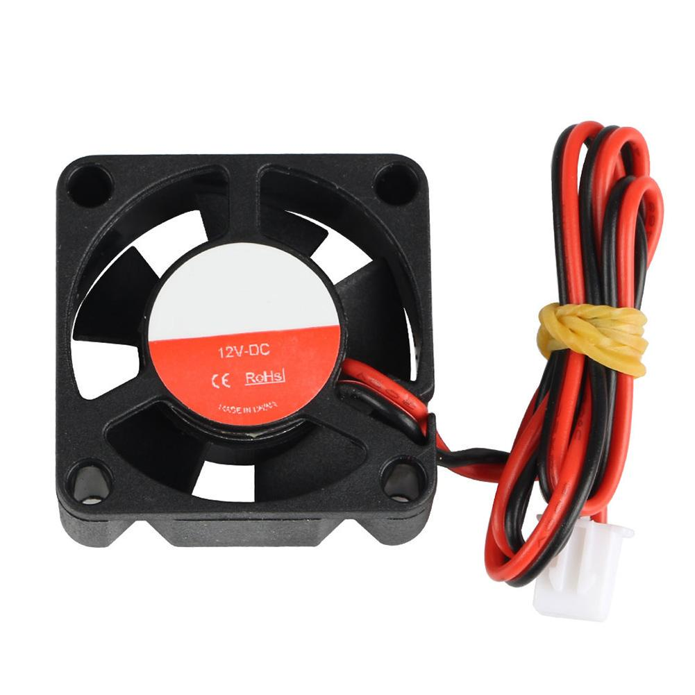 1pc Brushless DC Cooling Fan 60x60x10mm 6010 11 blades 5V 0.15A 2pin Connector