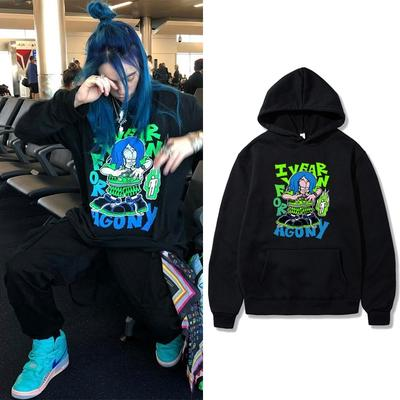 Billie Eilish Hoodies Men Women Hip Hop Casual Sweatshirts Teenagers Bad Guy Sports Kpop Unisex Hoody Buy At A Low Prices On Joom E Commerce Platform