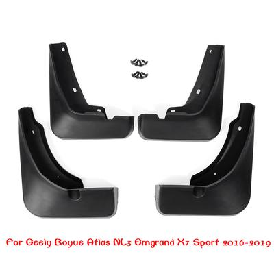 4pcs Front and Rear Mud Flaps Splash Guards Set for Toyota Camry 2018