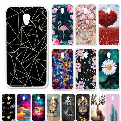 AKABEILA Case For Alcatel U5 4047 5044 5047 Alcatel 1X 3V Shine Lite 5044R  Case Cute Soft Cover