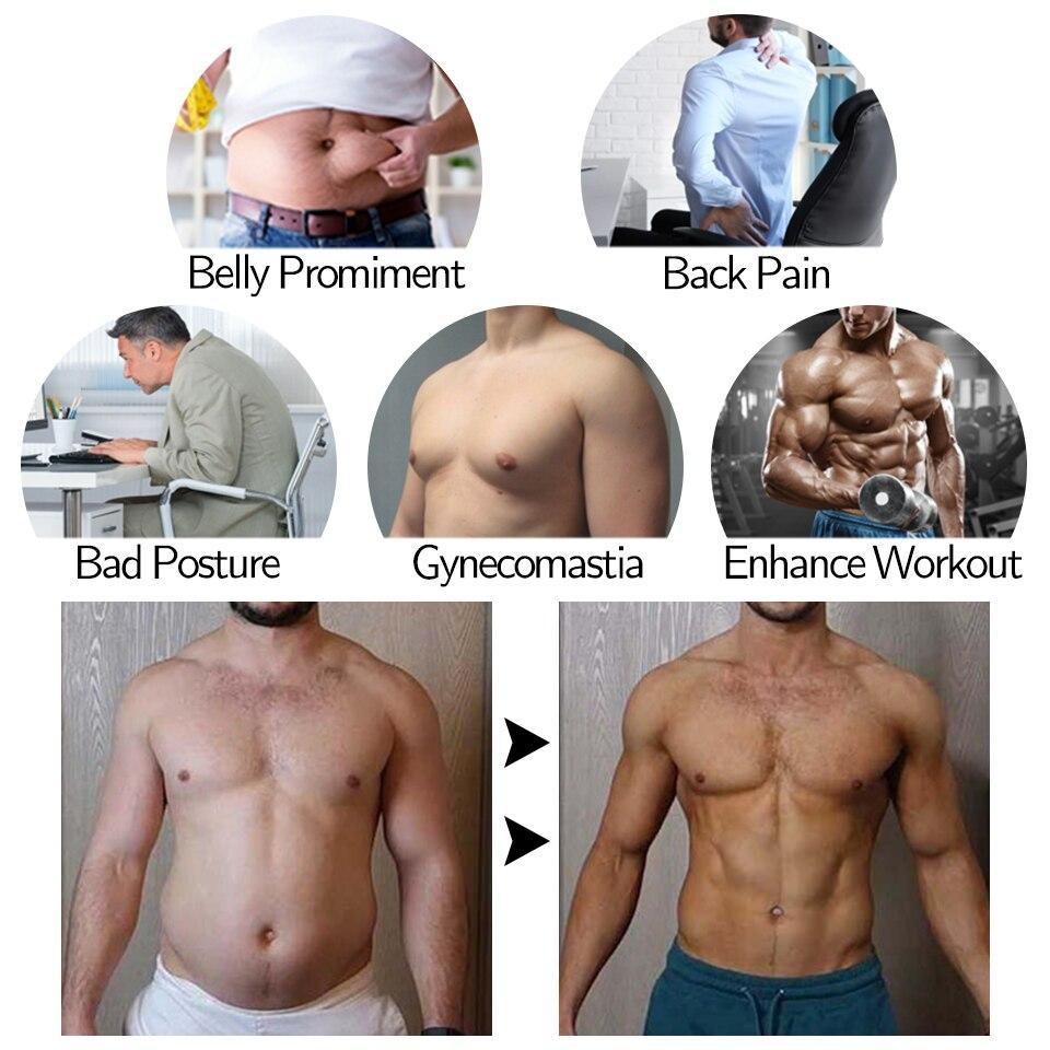 cămăși de compresie după pierderea în greutate