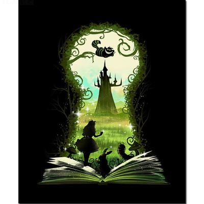 Buy Alice In Wonderland Garden Decor At Affordable Price From 3 Usd Best Prices Fast And Free Shipping Joom