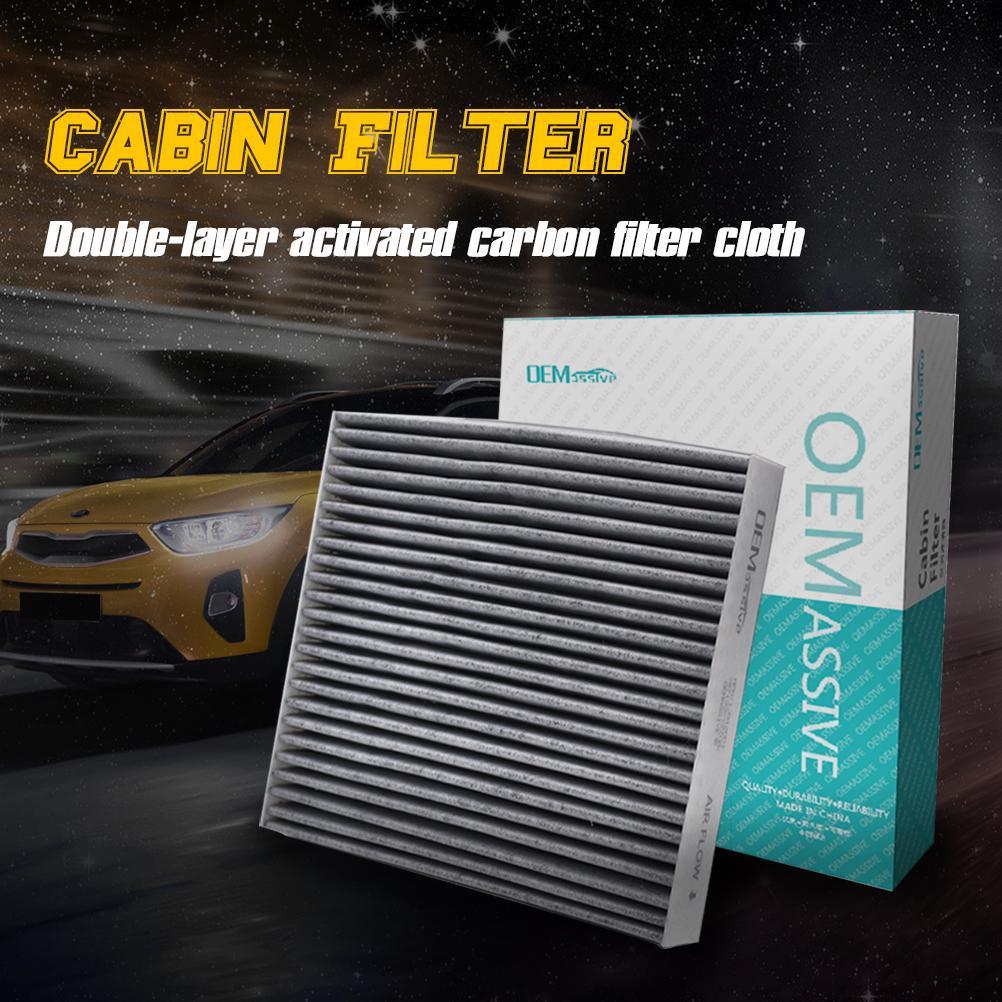 Carbon Cabin Air Filter 87139-07010 for Toyota Camry Yaris Corolla Subaru Lexus