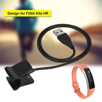 For Fitbit Alta Hr Charger With Reset Button Replacement Usb