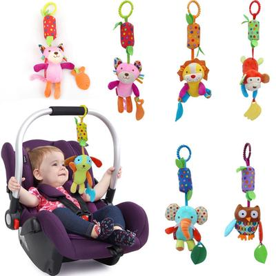Green 1Pc Baby Stroller Toy Strap Baby Stroller Bandage Baby Supplies Baby Stroller Hanging Toys Leash Anti-Drop Strap for Babys Stuff
