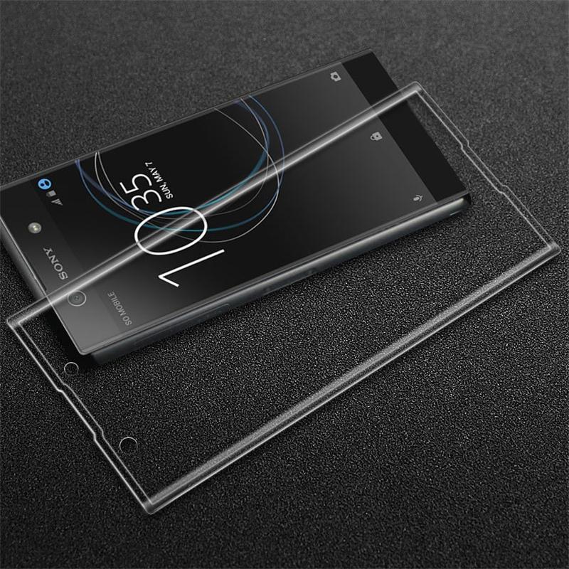 Para Sony Xperia 10 Plus 2019 I4213-Protector de Pantalla de Vidrio Templado 2.5D