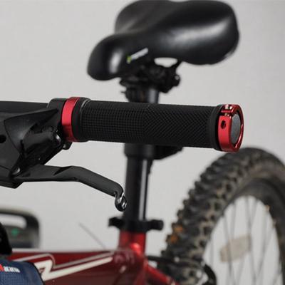 1 par de BMX MTB Mountain Bike manillar de goma extremo de la barra Grips