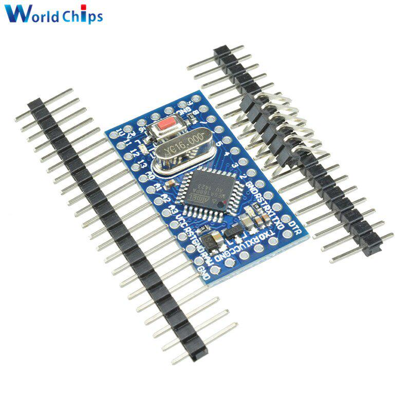 Pro Mini Module improved Atmega168 Chip 5V 16M for arduino Compatible NVUNHWCSJU