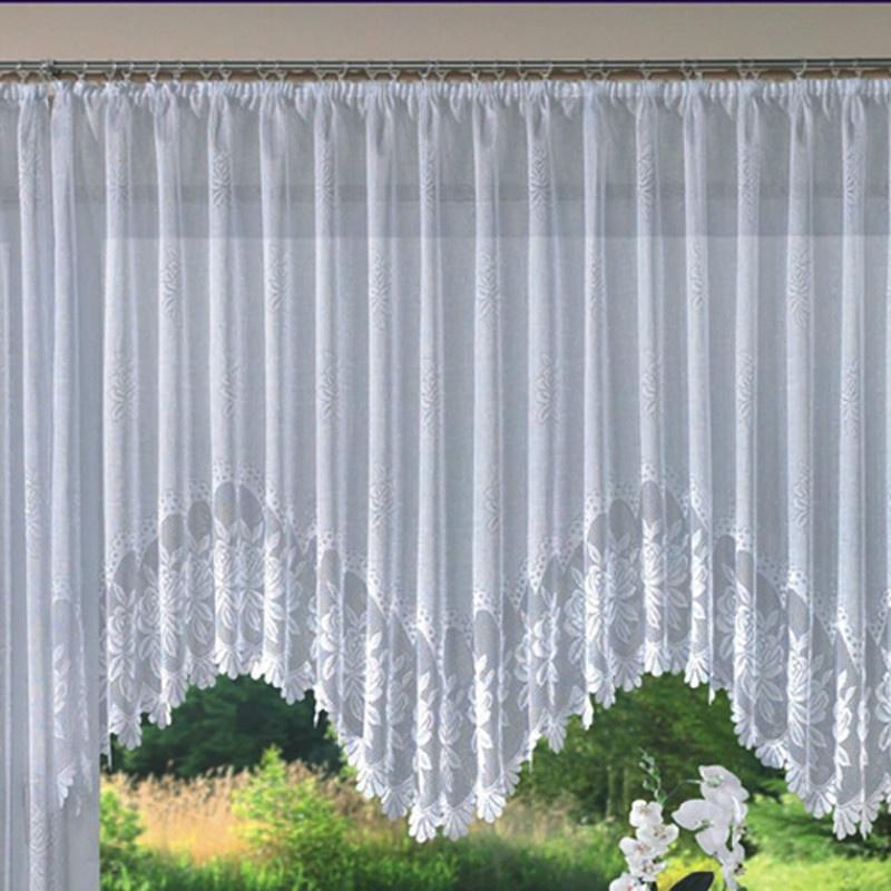 Buy New White Transparent Warp Lace Curtains Balcony Bedroom Curtains European Curtains At Affordable Prices Free Shipping Real Reviews With Photos Joom