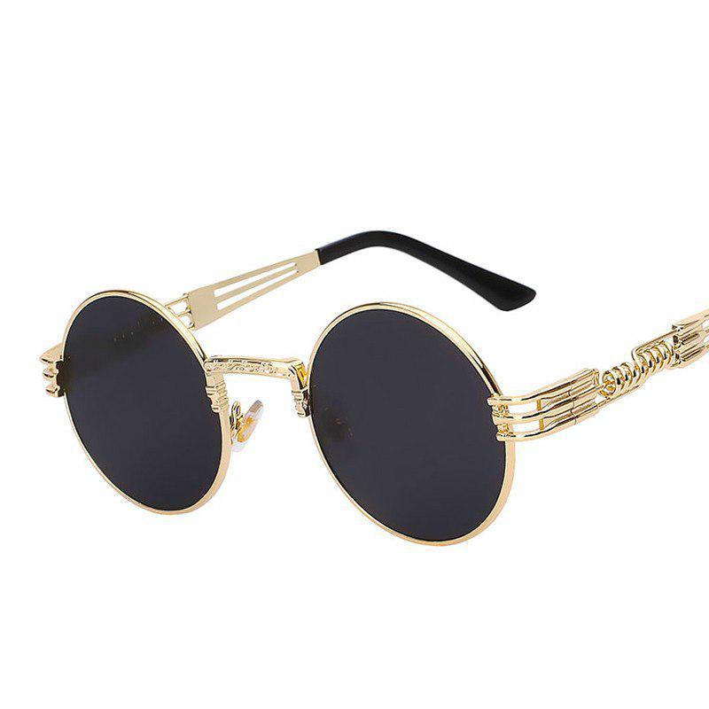 82a89f935 Peekaboo Vintage Retro Gothic Steampunk Mirror Sunglasses-buy at a ...
